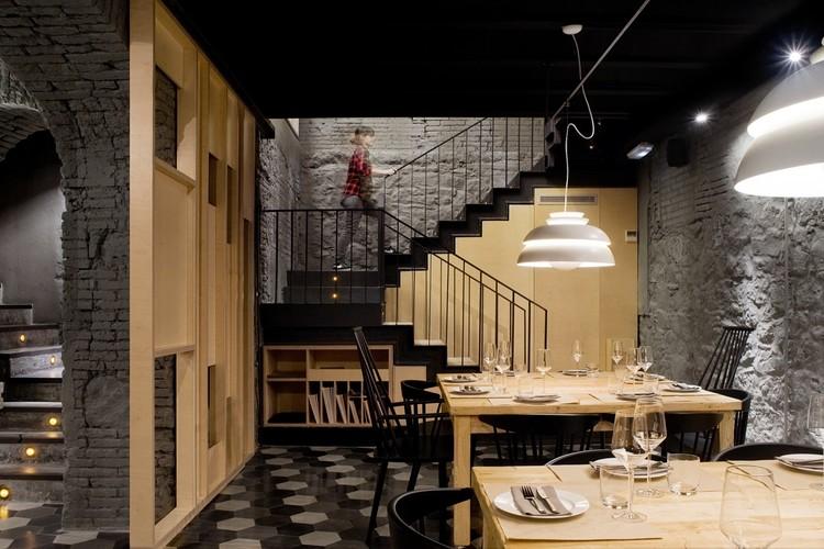 Saboc Restaurant / Ventura Studio + Adam Bresnick, © Meritxel Arjalaguer