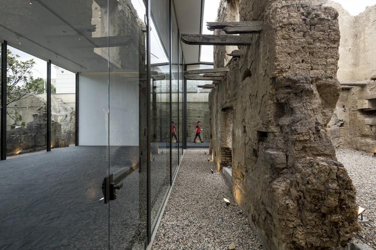 Fragmentos – Contra monumento / Granada Garcés Arquitectos, © Juan Fernando Castro
