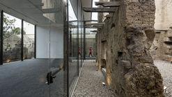 Fragmentos – Contra monumento / Granada Garcés Arquitectos