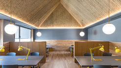 Cowork Impacthub piamonte  / ch+qs arquitectos
