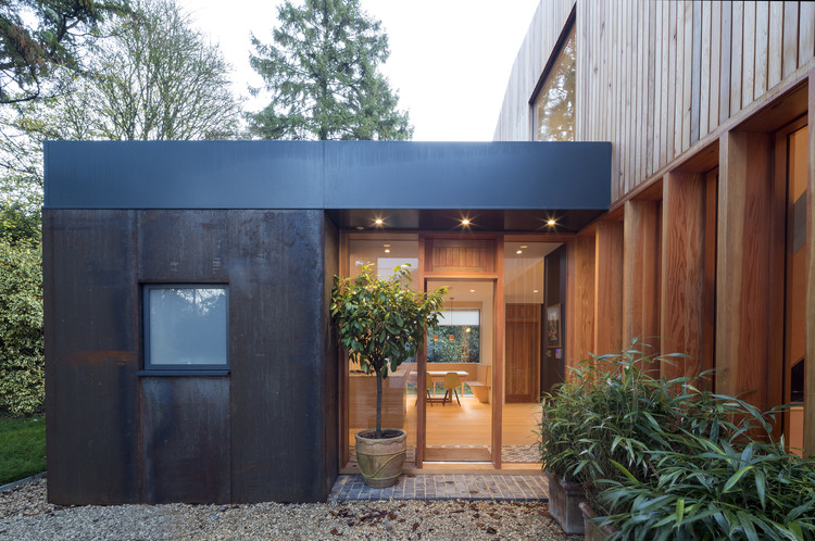 Casa de huéspedes Paddock Brow / Blee Halligan Architects, © Sarah Blee Photography