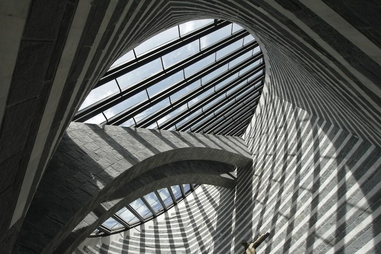 Mario Botta on Modernism, Technology and Main Principles of His Work, San Giovanni Battista, Mogno. Image © Karsten Seiferlin