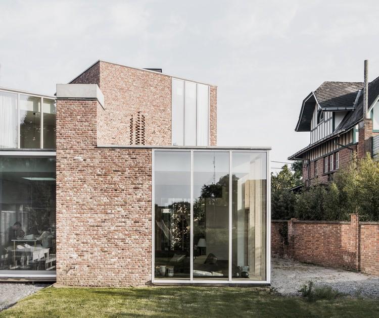 House L-C / Graux & Baeyens Architects, © Jeroen Verrecht