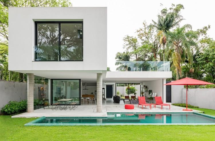 Casa ANF / Sabrina Matar Arquitetura, © Renato Navarro