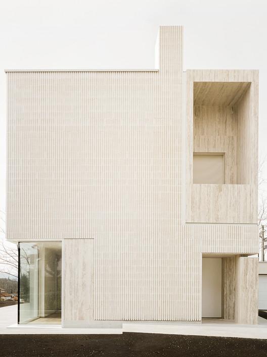 La casa del arqueólogo / Luca compri architetti + LCA architetti, © Simone Bossi