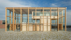 Harbour Building Amsterdam / Margulis Moormann Architects