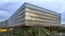 Garanti Bank BBVA Technology Campus  / ERA Architects