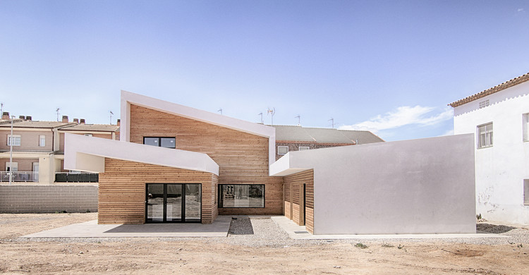 Casa ra / Right Size Architecture, © Ignasi Navas