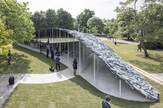 Step Inside a 360° Virtual Tour of the Serpentine Pavilion