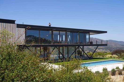 M House / Andres Nuñez Fuenzalida Arquitectos