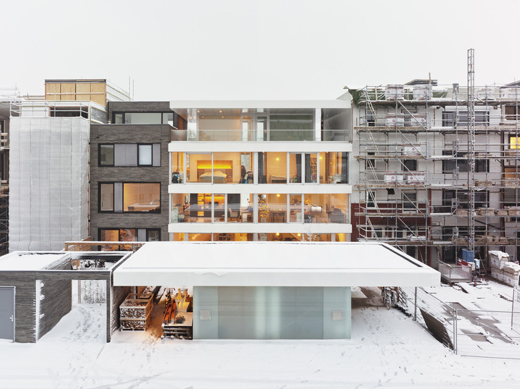 Casa Grande / Goldsmith Company, © Ruben Dario Kleimeer