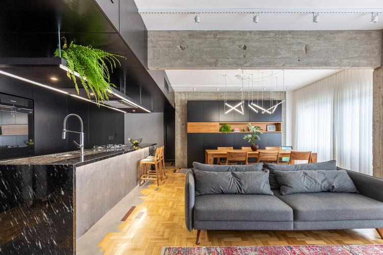 Apartamento ER / Oficina Conceito Arquitetura, © Marcelo Donadussi