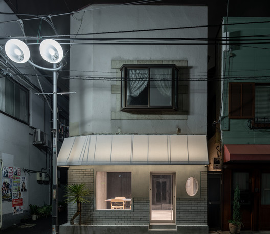 """Showroom """"Sin uso"""" / Kosaku Matsumoto"""