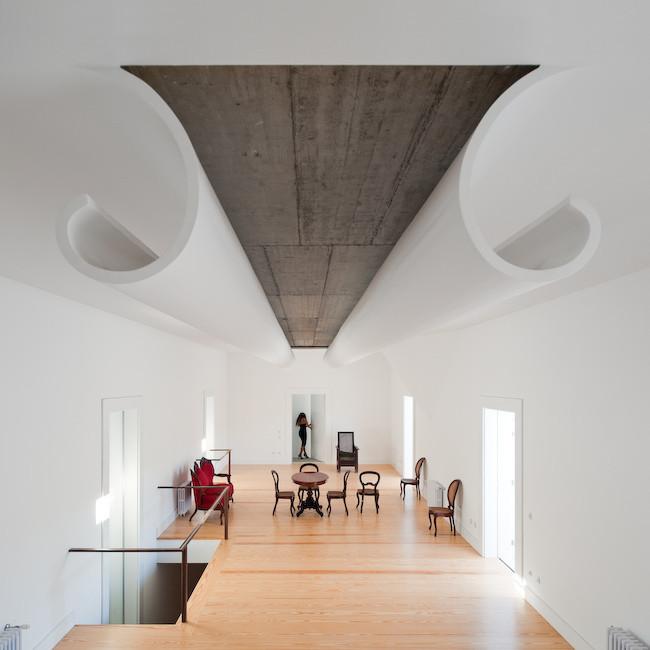 A arquitetura portuguesa desde seu interior, CASA FEZ / ÁLVARO LEITE SIZA © Fernando Guerra | FG+SG