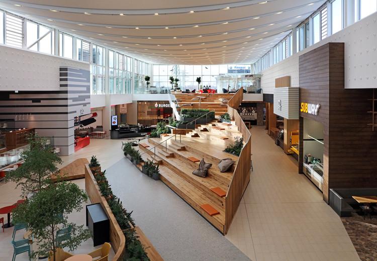 Patio de comidas Gastro Passage / Suchánek, Oficina de Arquitectura, © Bedrich Schreiber