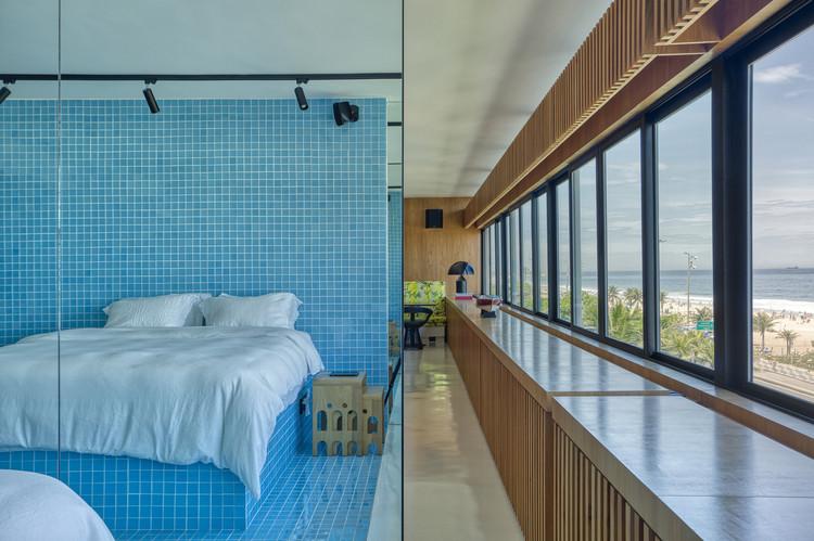 Apartamento DB / InTown Arquitetura, © Denilson Machado – MCA Estúdio