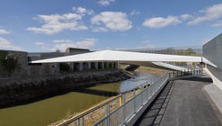St. Philips Footbridge / Knight Architects
