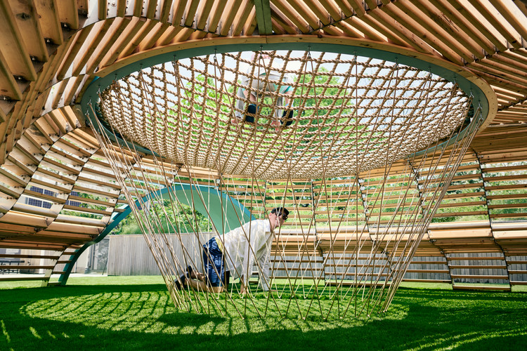 NEST Interactive Playscape / Tri-Lox, © Arion Doerr