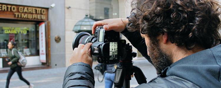 Curso online de fotografía urbana por Pablo Casals, Domestika