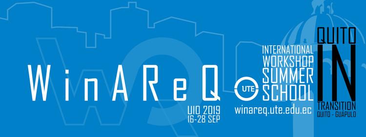 WinAReQ: Workshop internacional en Arquitectura y Paisaje, Paola Bracchi, Adrian Beltran, Geovanny Estrella