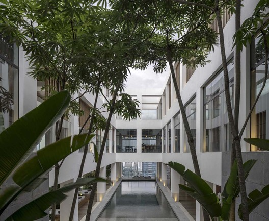 Alila Bangsar / Neri&Hu Design and Research Office