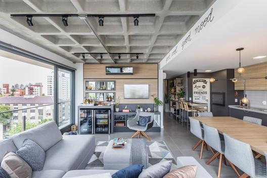 Apartamento GV Haus / Arqsoft Arquitetura e Engenharia