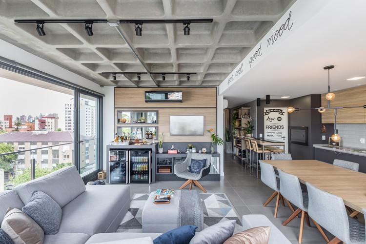 Departamento GV Haus / Arqsoft Arquitectura e Ingeniería, © Marcelo Donadussi