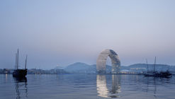 Hotel Sheraton Moon en Huzhou / MAD Architects
