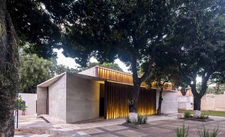 Sinagoga UHP / Equipo de Arquitectura, © Leonardo Méndez