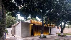 Sinagoga UHP / Equipo de Arquitectura