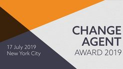 SAH Change Agent Award Reception