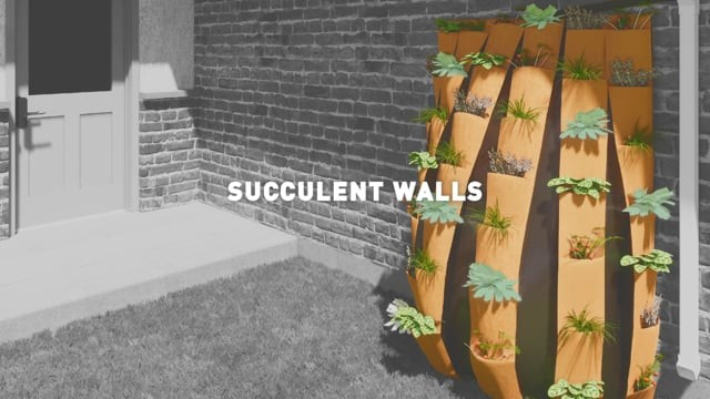 INSTALLATION: MADWORKSHOP x UCLA Architecture and Urban Design x Succulent Walls