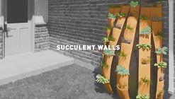 INSTALLATION: MADWORKSHOP x UCLA Architecture and Urban Design x Succulent Walls