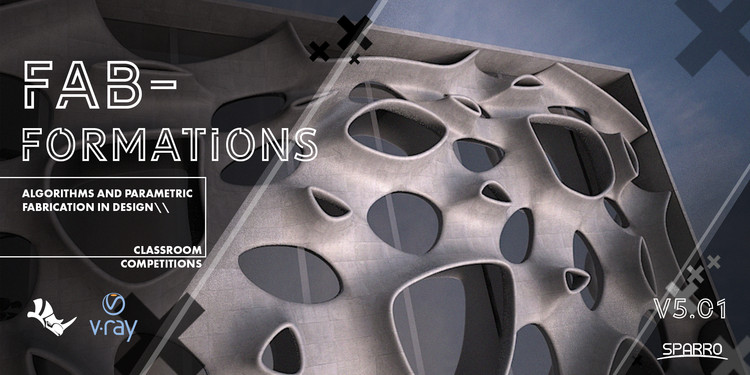 Fab Formations - Algorithms and parametric fabrication in design
