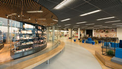 Holland Boulevard and Rijksmuseum Schiphol / NEXT architects