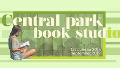Open Call: Central Park Book Studio