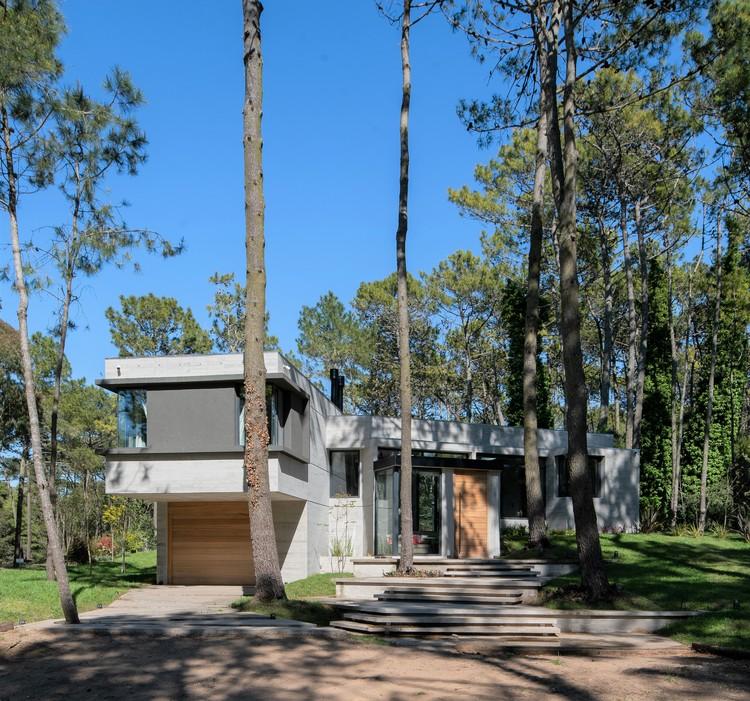 G&G House / TAVA Arquitectura y Habitat, © Diego Medina