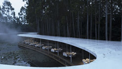 Garden Hotpot Restaurant / MUDA-Architects