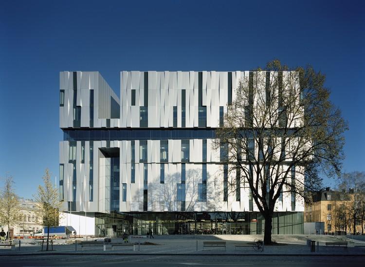 Uppsala Concert & Congress Hall / Henning Larsen, © Åke E:son Lindman