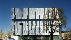 Sala de concertos e congressos de Uppsala / Henning Larsen