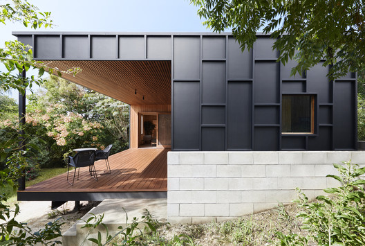 OCM House / Studio Jackson Scott