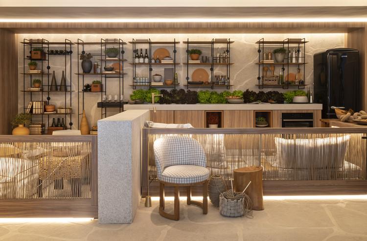 Casa Menir / Très Arquitetura, © Evelyn Müller