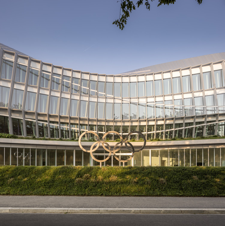 Olympic House / 3XN, © International Olympic Committee (IOC) / MØRK, Adam