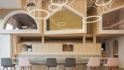 Vitaland Kid Restaurant / Golucci Interior Architects