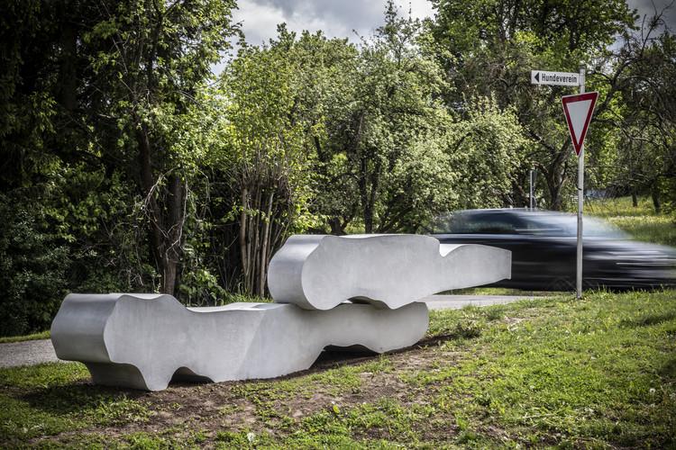Björn Steiger Memorial / J. Mayer H. Architects, © David Franck