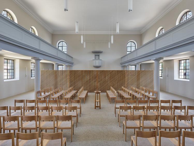 Christchurch and Parish Center Kehl / VON M, © Zooey Braun
