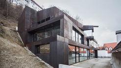 """Edificio residencial y de oficinas """"Concreto y Acero"""" / Architekturbüro Leinhäupl + Neuber"""