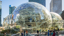 Amazon Spheres / NBBJ
