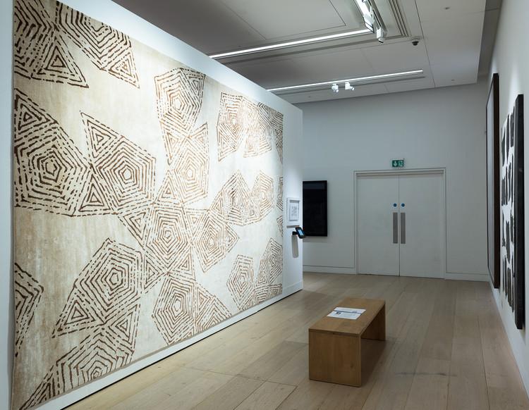 Toyo Ito and Rafael Moneo Design Silk Carpets for Phillips Auction House, Rafael Moneo's Carpet. Image © Phillips