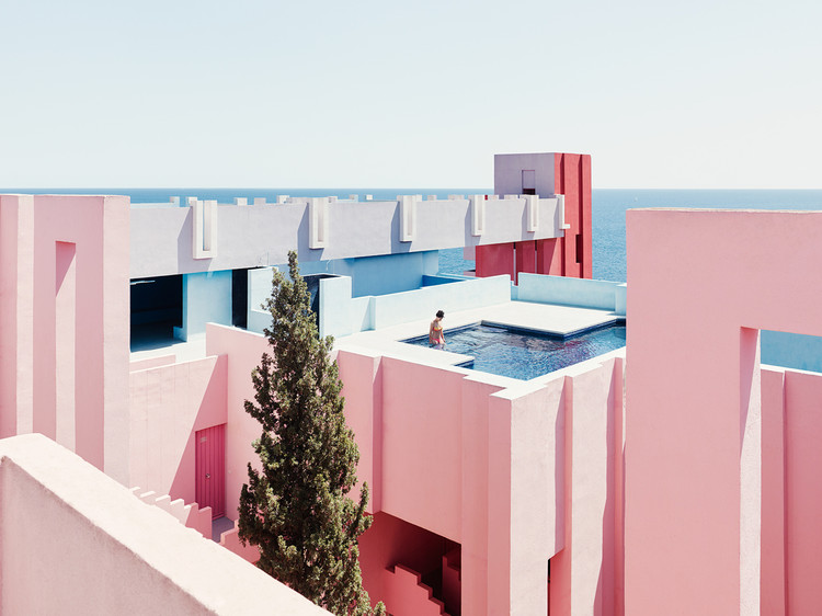 Filter ArchDaily Projects by Color, © Gregori Civera